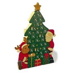 Weihnachten Wiederbefüllbarer Adventskalender Zum Selbermachen